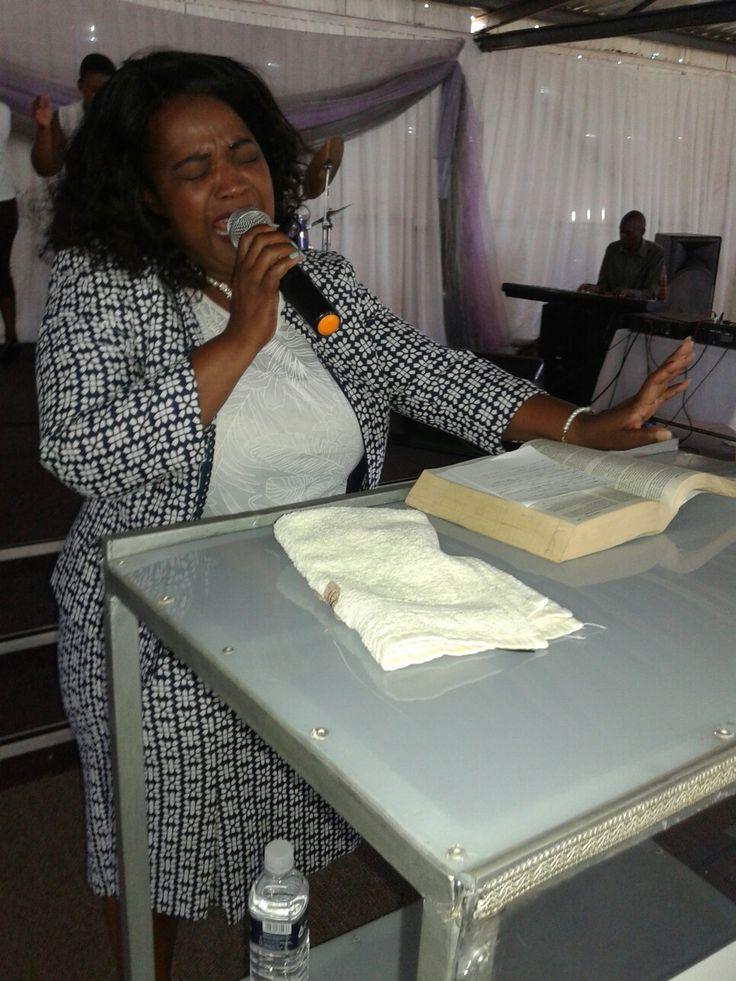Pastor T Ndakana  Preaching about the Amazing Grace of God