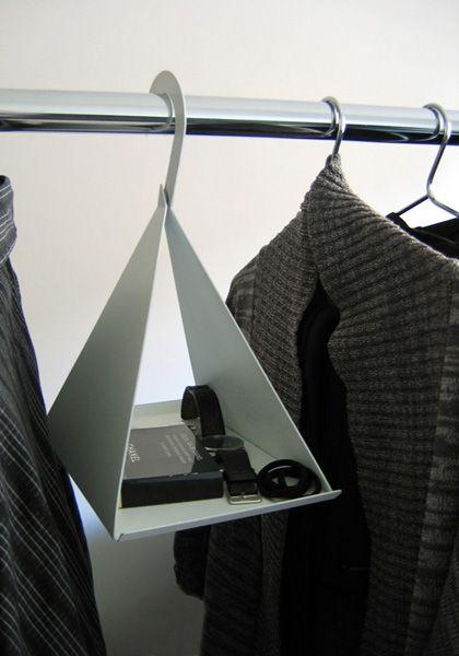 Hanger shelf by maajo