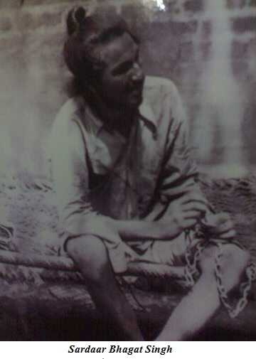bhagat singh real pic