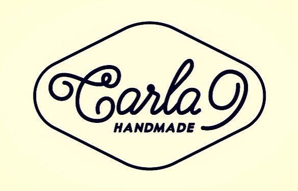 Carla 9 Logo :) Crafted with love!