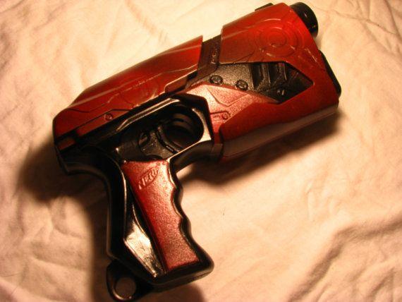 custom made dart tag gun by AwesomeSomething on Etsy, $28.00