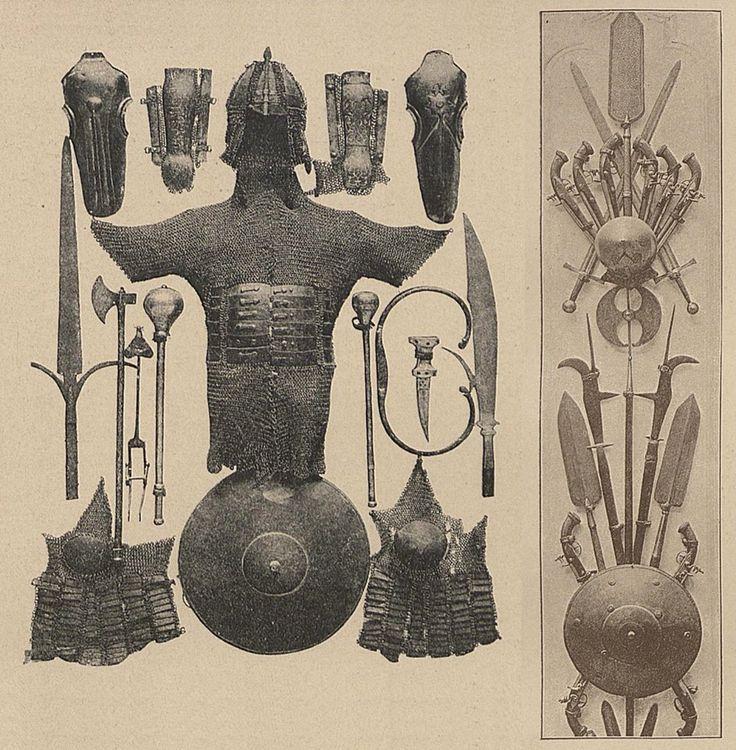OTTOMAN WAR TOOLS AND GUNS (Osmanlı Savaş Alet ve Silahları)
