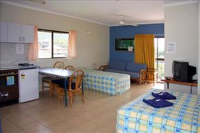 Cooktown River of Gold Motel - Luxury Holiday Resort and  Accommodation in Cooktown.