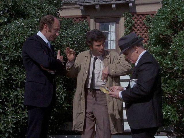 Columbo, Lovely But Lethal Season 3 Episode 1, Peter Falk, Episode aired 23 September 1973