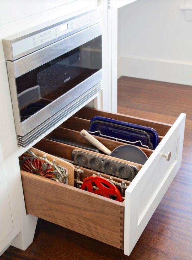 14 mejores im genes de organizaci n cocina en pinterest - Mueble almacenaje cocina ...
