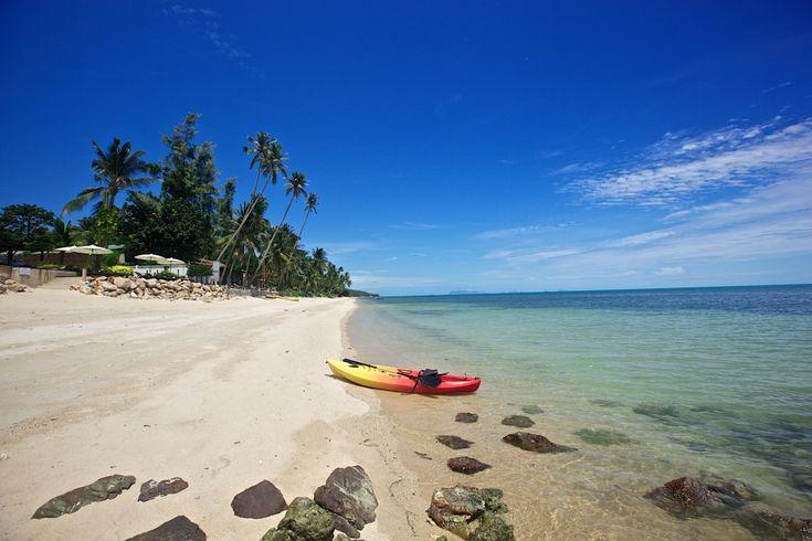Direct Access to Resort Beach Koh Samui, Thailand