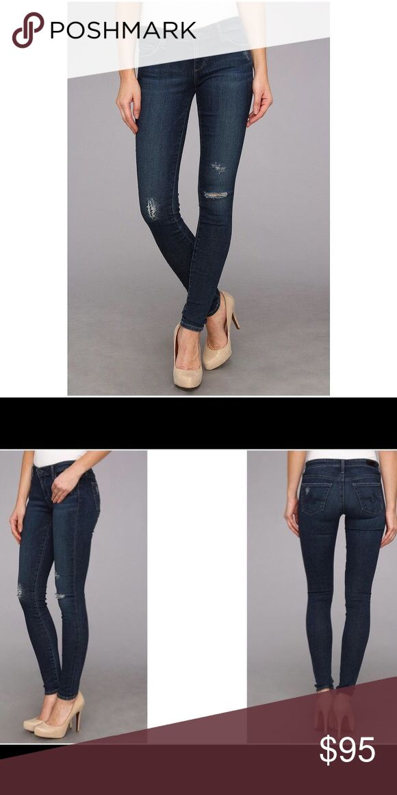 NWT Adriano Goldschmied JEANS AG Adriano Goldschmied The Legging Super Skinny from Anthropologie.                       Inseam: 31 in. Anthropologie Jeans Skinny