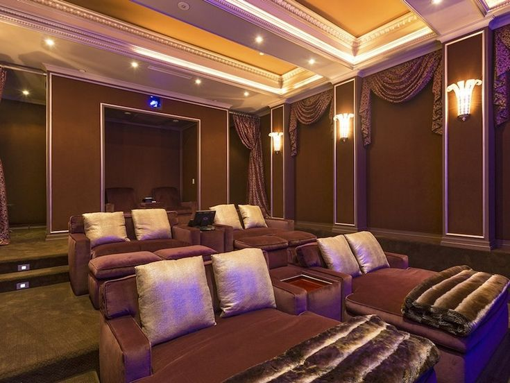 Superior Home Theater Game Room Part - 10: 799 Best Home Theaters, Gyms U0026 Game Rooms Images On Pinterest | Game Rooms,  Gym Games And Basement Ideas