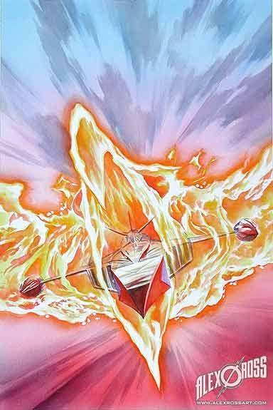 battle of the planets fiery phoenix - photo #16
