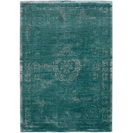 винтажный бирюзовый ковер  jade