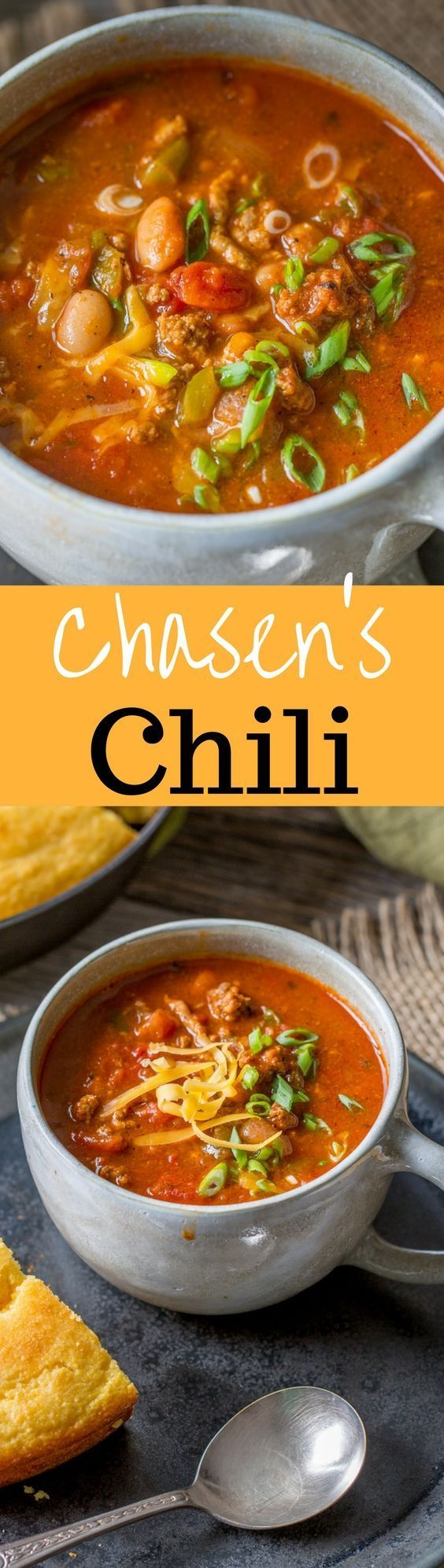 Chasen's Chili - adapted from the famous Chasen's Hollywood restaurant recipe…