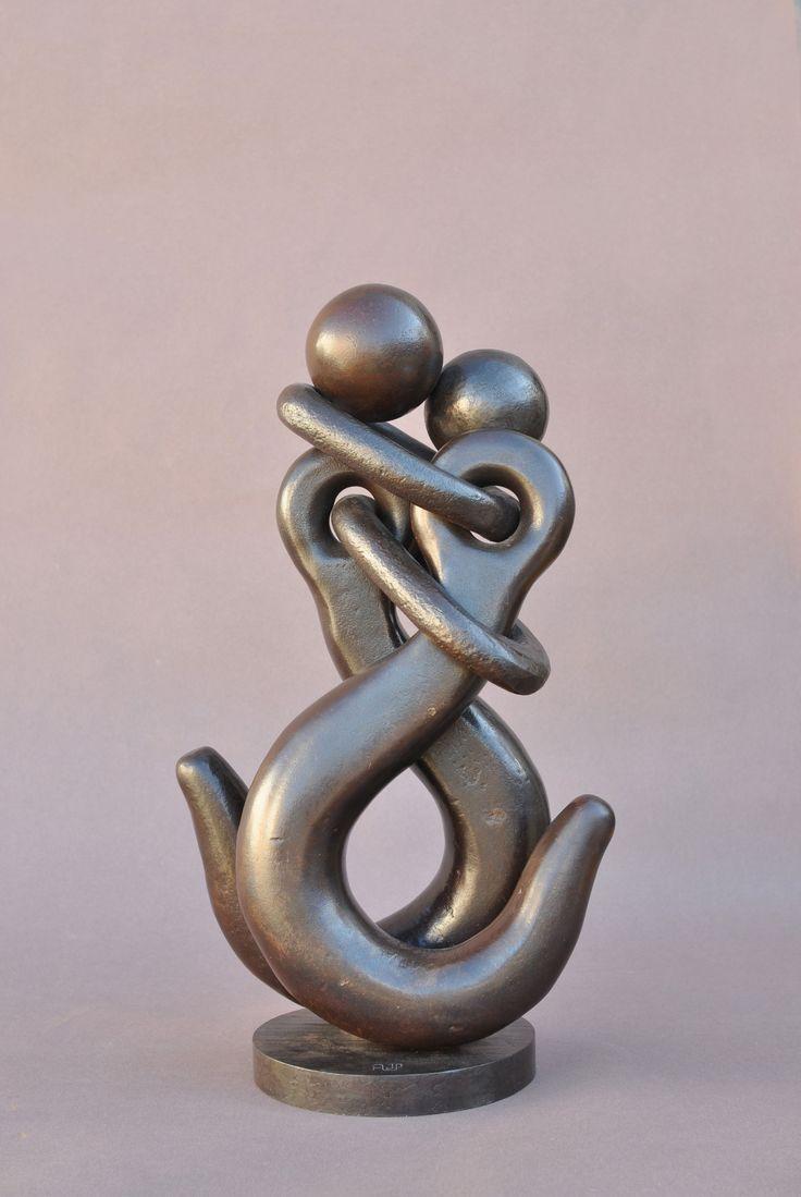 Couples - Jean-Pierre Augier Sculpteur                                                                                                                                                                                 Plus