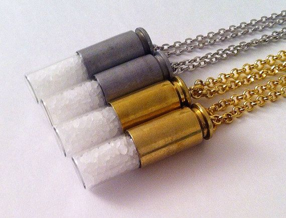 Hey, I found this really awesome Etsy listing at https://www.etsy.com/listing/164220930/rock-salt-bullet-winchester-supernatural