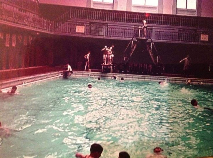 50 best wirral open air swimming pools images on pinterest - Dundee swimming pool opening times ...