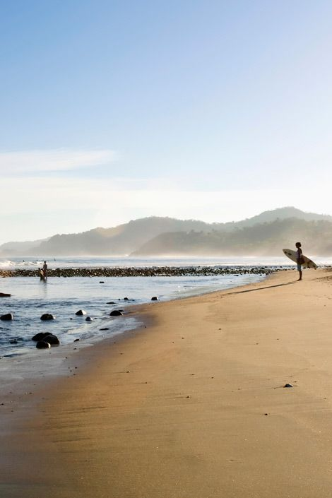 Elle - one of the 10 Best Winter Travel Spots:  Zihuatanejo, MX