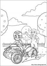 Paw Patrol coloring pages on Coloring-Book.info