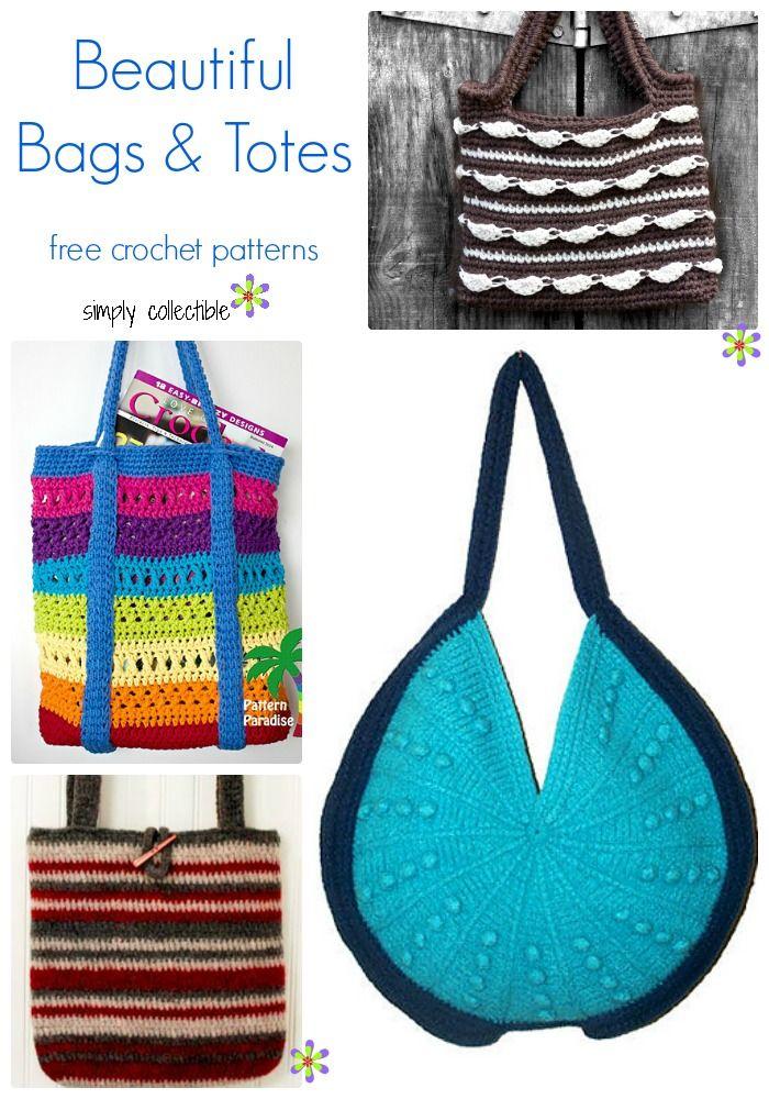 Bolsos Ganchillo Crochet. Finest Vestida De Domingo Shop Bolsos ...