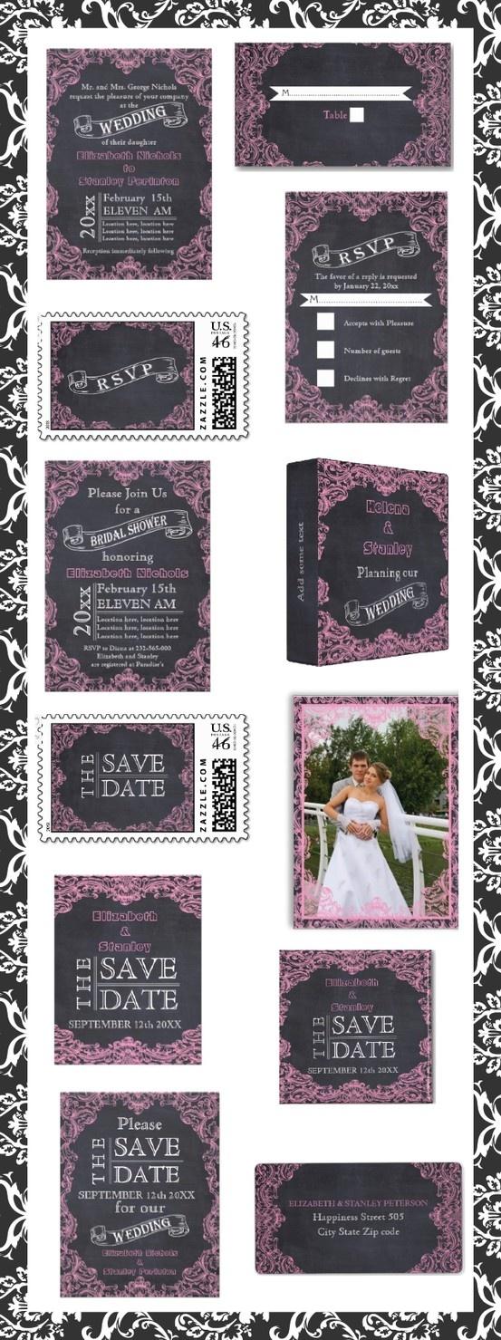 The 63 best Wedding invitations images on Pinterest   Bridal ...