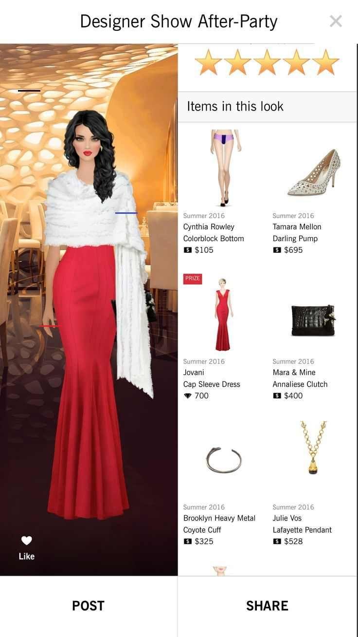 Designer Show After Party Covet Fashion Jet Set Br In 2020 Covet Fashion Cheats Fashion Party Fashion
