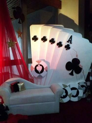 Image result for fiestas tematicas de casino