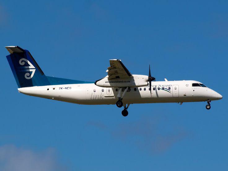 Air New Zealand Link (Air Nelson) Q300 Type: De Havilland Canada DHC-8-311Q Dash 8 Registration: ZK-NEG Location: Christchurch Internationa...