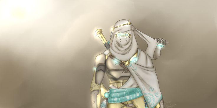 Nomad Genji by Tobio-Froyo
