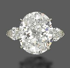 The 25 best huge diamond rings ideas on pinterest huge wedding a diamond ring by harry winston set with an oval shaped diamond weighing huge engagement ringsharry winston engagement junglespirit Image collections
