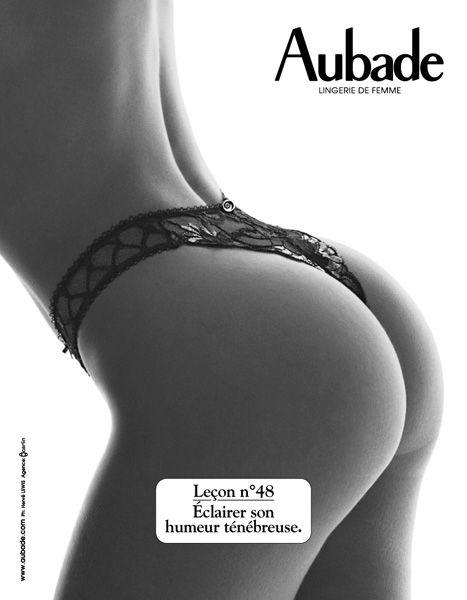 Galeries de Fabienne et Laurent Voisin - Aubade : Les Leçons de Séduction/Leçon 48 : Eclairer son humeur ténébreuse