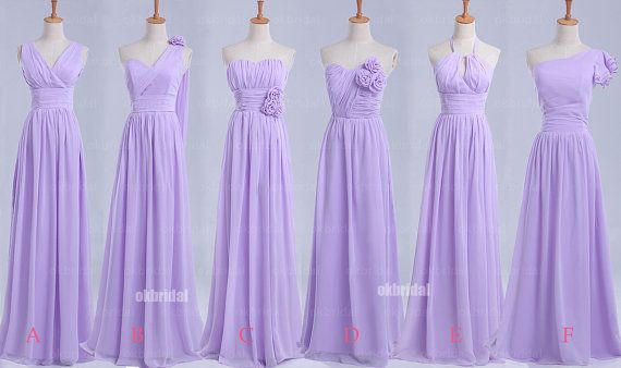 Cheap Wedding Dresses With Color: Best 25+ Lilac Bridesmaid Ideas On Pinterest