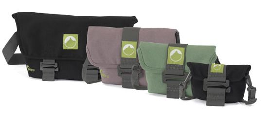 Lowepro Camera Bags Made with 95% Recycled Material