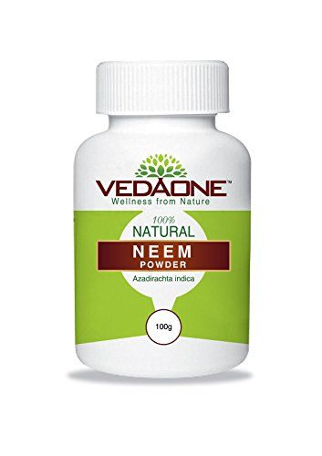 Vedaone 100% Natural Neem Leaf Powder Azadirachta Indica ... https://www.amazon.co.uk/dp/B075BBS834/ref=cm_sw_r_pi_dp_U_x_4v8sAb902YEXA