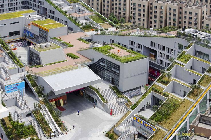 Gallery of Hangzhou Duolan Commercial Complex / BAU Brearley Architects + Urbanists - 5