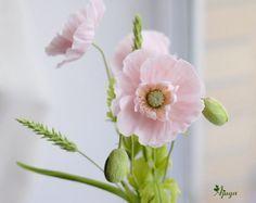 Цветы из холодного фарфора *AJUGA*