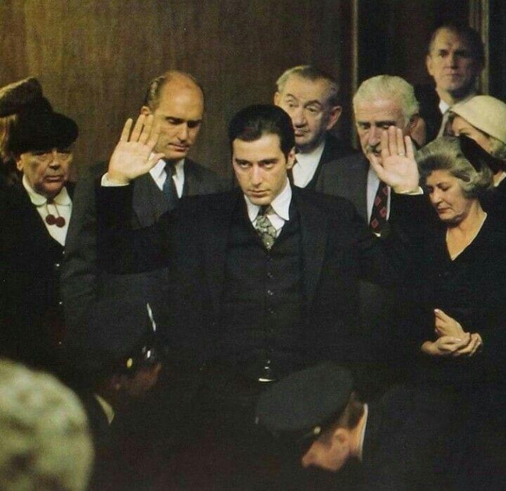 Pin By Trey Leaks On Jefe Godfather Movie The Godfather Al Pacino