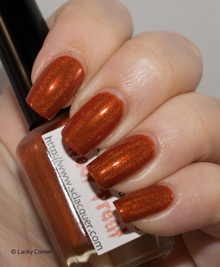 Lacky Corner: Superficially Colorful Lacquer - Sweet Treat