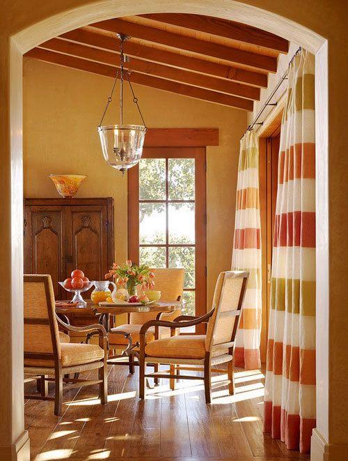 Die besten 25+ Gebranntesorange vorhänge Ideen auf Pinterest - wohnzimmer grau orange