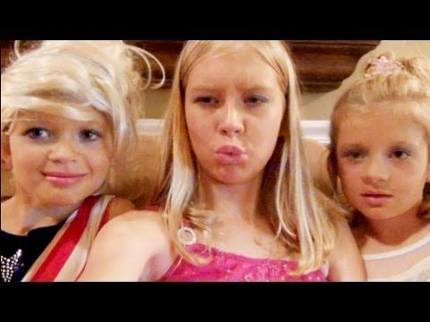 Pageants with Destiny,Princess,& Diva [Skit]