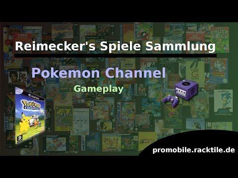 Reimecker's Spiele Sammlung : Pokemon Channel