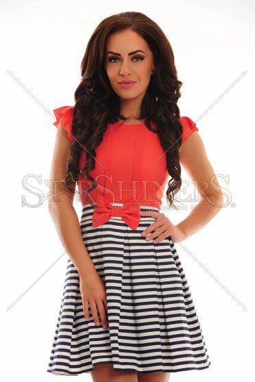 LaDonna Rare Attention Red Dress