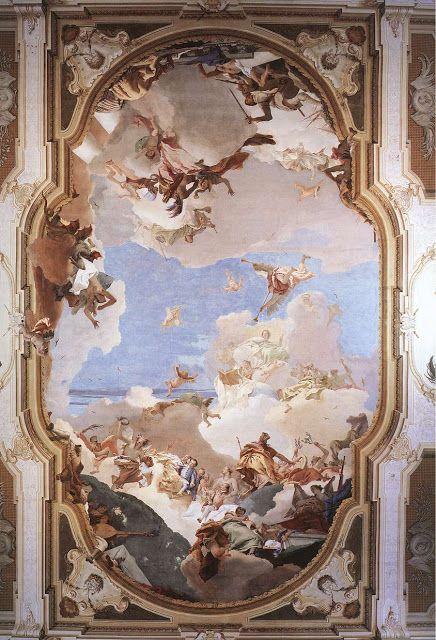 Η αποθέωση της οικογένειας Pisani. (1761-62)