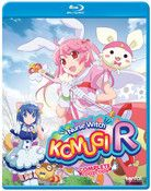 BackAbout Nurse Witch Komugi R Blu-ray Nurse Witch Komugi R contains episodes 1-12. Komugi Yoshida wants to be famous, but her efforts as an idol don't seem to be working out so far. Unlike her prim friend Cocona or her tomboyish rival Tsukasa, both of whose idol popularity is soaring, Komugi seems to be getting only the bottom-tier jobs, like pitching pharmaceutical products to the locals. However, everything changes when Komugi discovers an injured creature named Usa-P who offers her a…