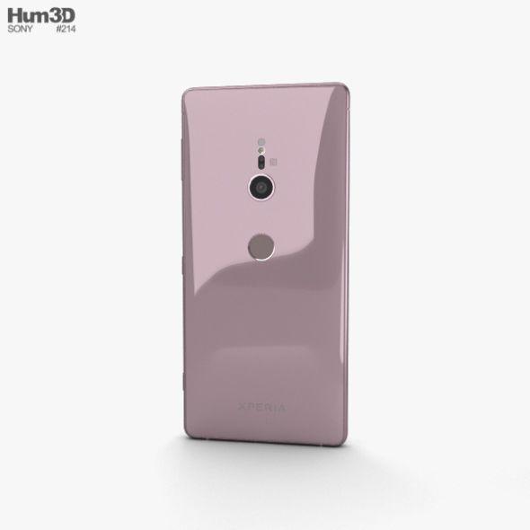 Sony Xperia Xz2 Ash Pink Sony Xperia Sony Pink