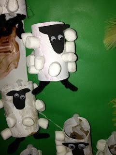Mrs. Goff's Pre-K Tales: The Cutest Farm Bulletin Board