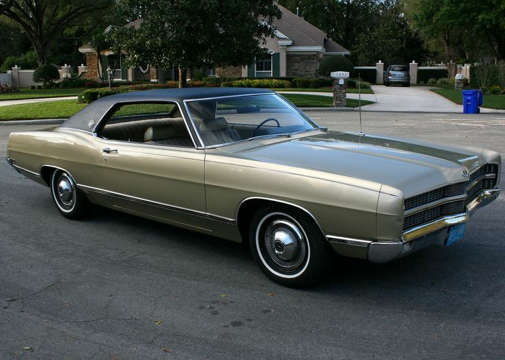 1972 Ford Ltd For Sale >> 1969 Ford ltd brougham