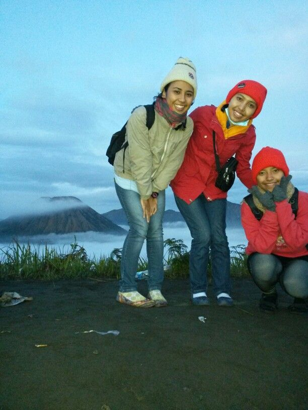 Great day ay Bromo