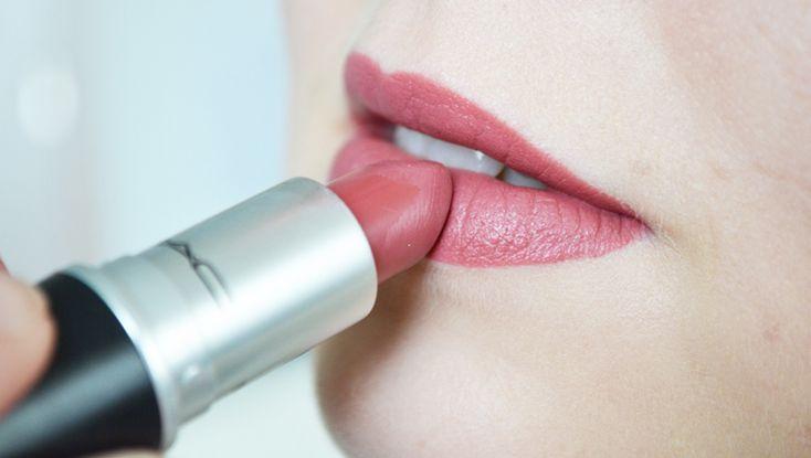 Twig de M.A.C, mon rouge à lèvres neutre du moment