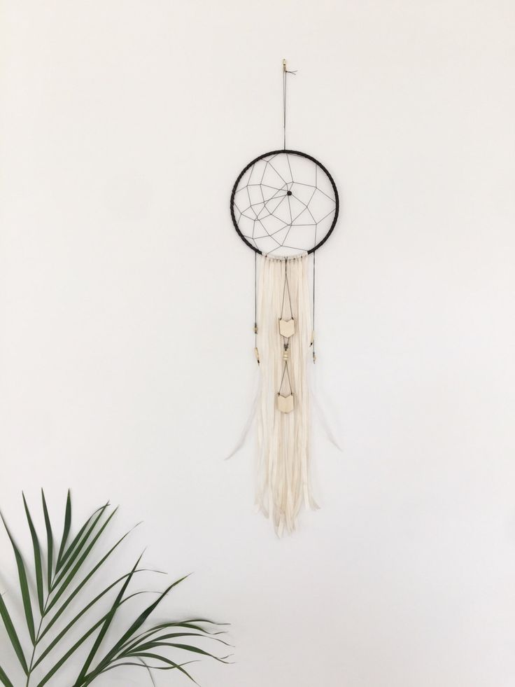 Dream catcher wall hanging by Swaysmade on Etsy https://www.etsy.com/au/listing/460027386/dream-catcher-wall-hanging