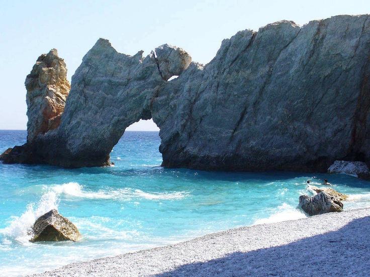 Beach of Greece