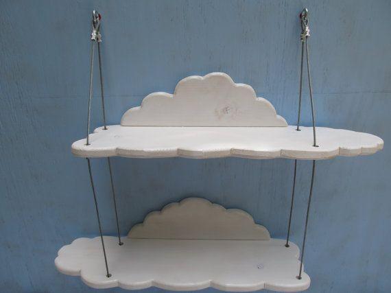 cloud shelves nursery furniture display by designershelving