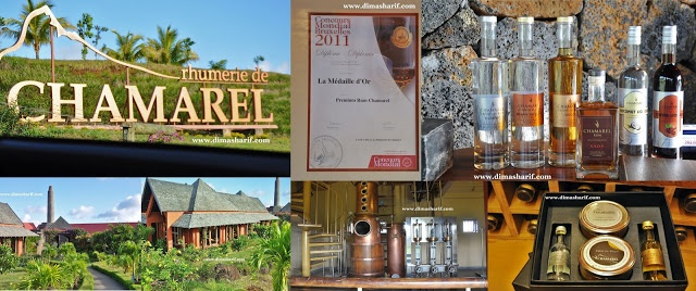 Culinary Travel: Mauritius - Rums & Rhumerie de Chamarel